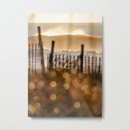 Folly Surf Metal Print