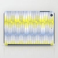 cityscape iPad Cases featuring Cityscape by shana anderson