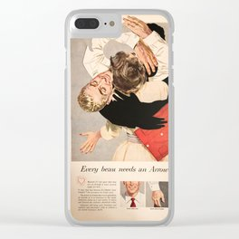 Sinister Clear iPhone Case