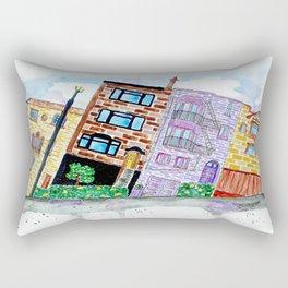 diagon-alley Rectangular Pillow