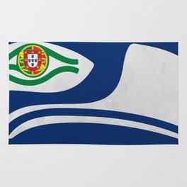 Portuguese Hawks Fans Rug