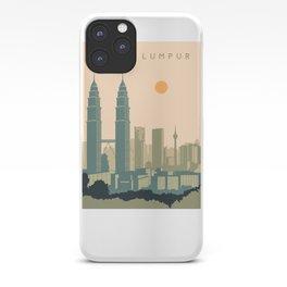 Kuala Lumpur iPhone Case