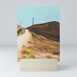 serra da boneca Mini Art Print