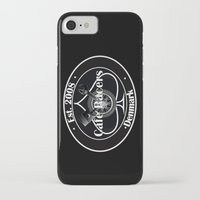 cafe racer iPhone & iPod Cases featuring Cafe Racer  by Peter G. Brandt