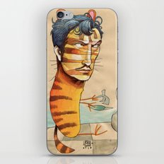 EASY, TIGER iPhone & iPod Skin