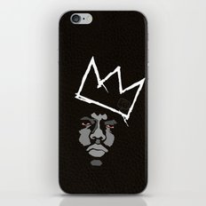 Biggie Basquiat iPhone & iPod Skin