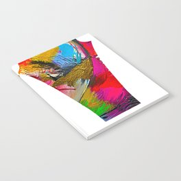 Colorful Leggings Notebook