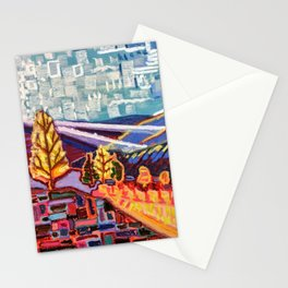 Morning Rays Stationery Cards