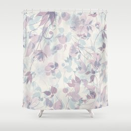 Abstract 203 Shower Curtain