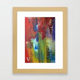 hg Framed Art Print