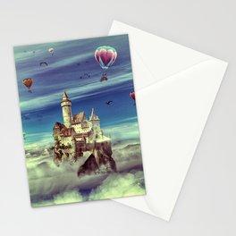 Laputa - Castle in the Sky Stationery Cards