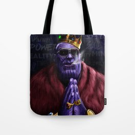 Thanos - Infinite Succes Tote Bag