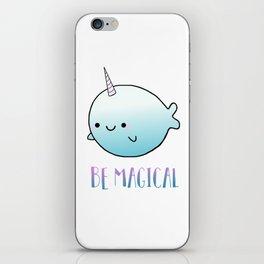Be Magical iPhone Skin