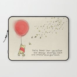 Winnie the Pooh Laptop Sleeve