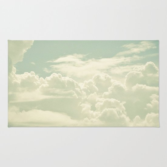 As the Clouds Gathered Rug