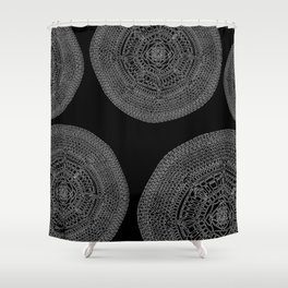 Envisioning Shower Curtain