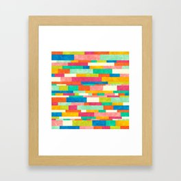 Happy Go Lucky 2 Framed Art Print