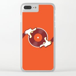 UNDO | Music to the people 13 Clear iPhone Case