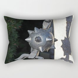 Touching the Wild II Rectangular Pillow