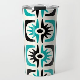 Mid Century Modern Big Bang 3 Travel Mug