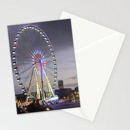 Wheel Concorde Paris Stationery Cards