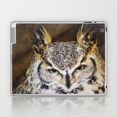 Whoooo Are You? Laptop & iPad Skin