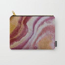 Desert Stone Swirls 2 Carry-All Pouch