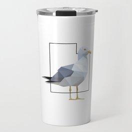 Utah – California Gull Travel Mug