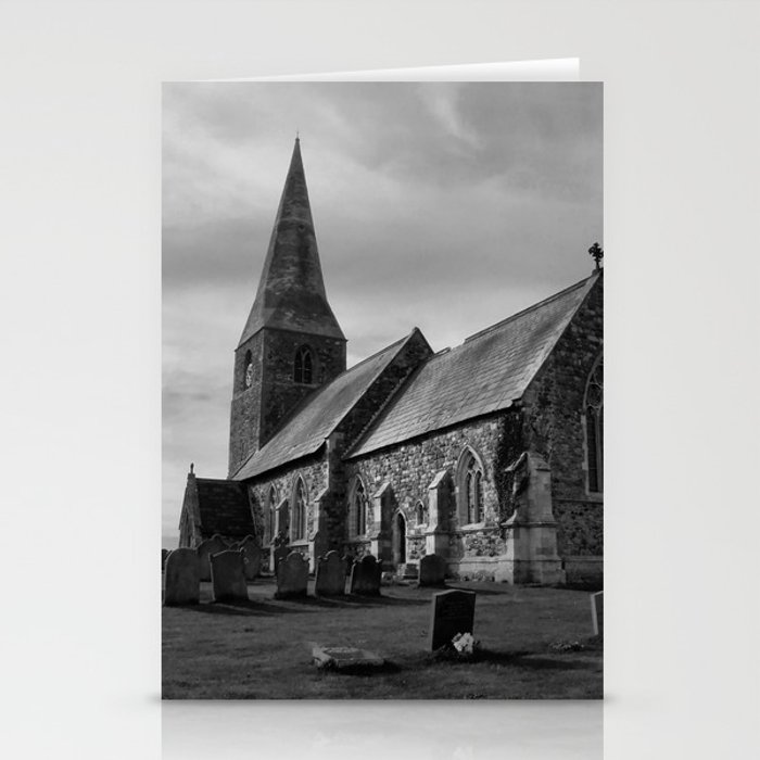 The Parish Church of All Saints Stationery Cards