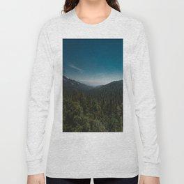 Sequoia National Park XI Long Sleeve T-shirt