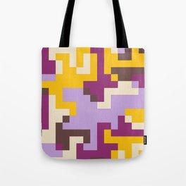 pixel 002 04 Tote Bag