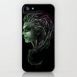 Queen of Blades iPhone Case