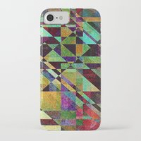 the fault iPhone & iPod Cases featuring Fault Lines by Klara Acel
