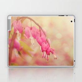 Bleeding Heart Morning Laptop & iPad Skin