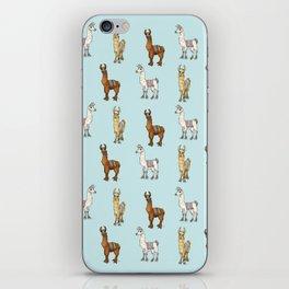 Llama-Rama! iPhone Skin