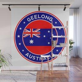 Geelong, Australia Wall Mural