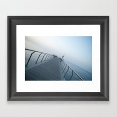 vértigo Framed Art Print
