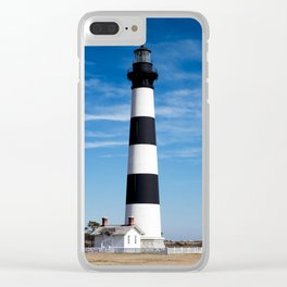 Bodie Lighthouse Clear iPhone Case
