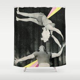 Dynamos Shower Curtain