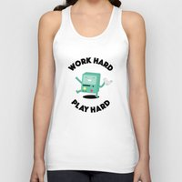 bmo Tank Tops featuring BMO  by Milli-Jane