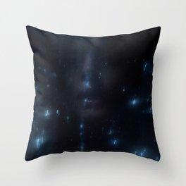 Érosions Throw Pillow