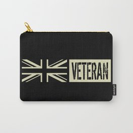 British Military: Veteran (Black Flag) Carry-All Pouch