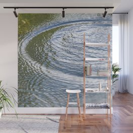 Square Ripples Wall Mural
