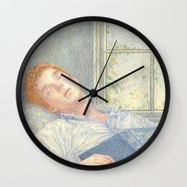 Dreaming Martin Wall Clock