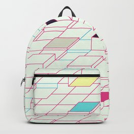 Cubes Backpack