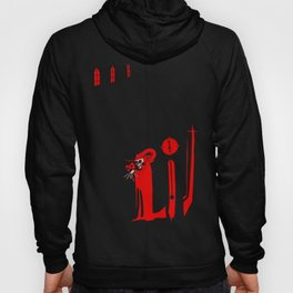 The Masque of the Red Death Hoody