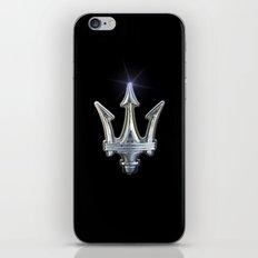Maserati iPhone & iPod Skin