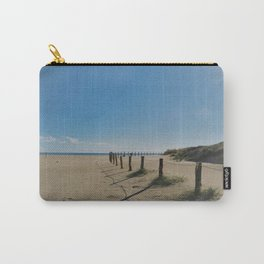 a beautiful day at the beach Carry-All Pouch
