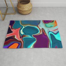 Liquid Color Rug
