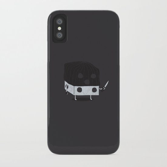 Dicey Little Guy iPhone Case